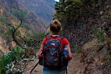 colca canyon trek from puno to arequipa