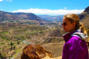 colca canyon trekking from puno