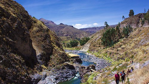 canyon colca pictures