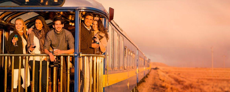 Cusco to Puno train