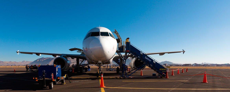 Aeropuerto de Juliaca a Puno