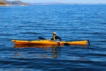 kayak to amantani peru