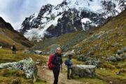 salkantay trek elevation