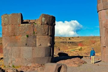 sillustani tour from puno peru