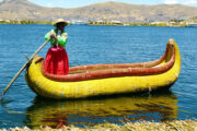 speed boat to taquile