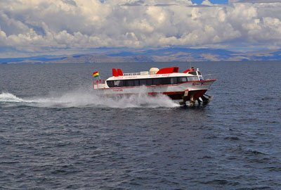 sun and moon islands tour by hydrofoil